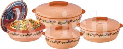 Aroma Hot Pot / casserole 3 & 4 Pcs set