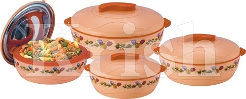 Aroma Hot Pot / casserole 3 & 4 Pcs set