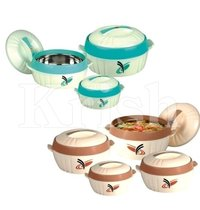 Vintage Hot Pot / Casserole 3 & 4 Pcs set
