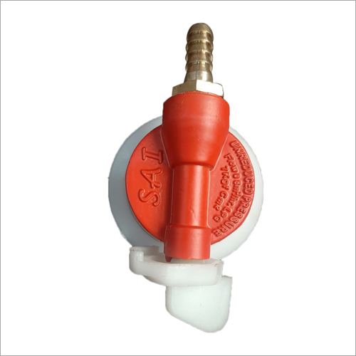 Adjustable Domestic Gas Regulator