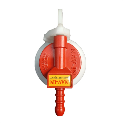 Low Pressure Domestic LPG Regulator