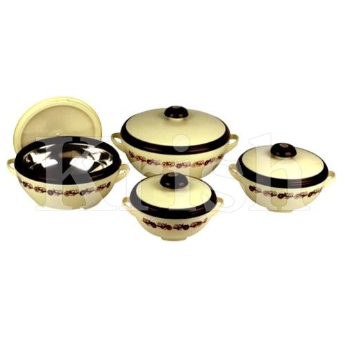 Buffer Hot Pot / Casserole 3 Pcs Set