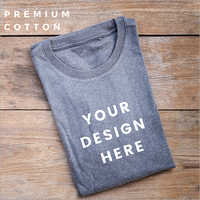 Premium Cotton Round Neck