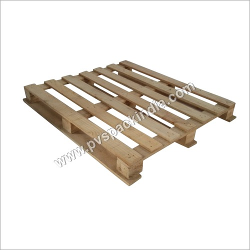 4 Way Design Wooden Pallet