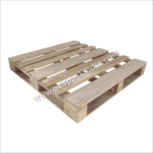 4 Way Design Pine Wood Pallet