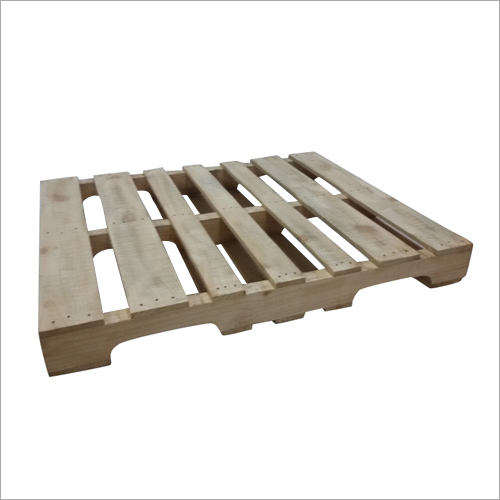 2 Way Design Wooden Pallet