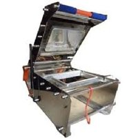 Semii Automatic Rectangle or Square Box Sealing Machine