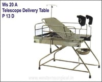 Telescope Delivery Table