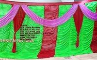 Mandap Decorative Parda