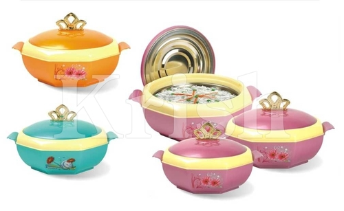 Etos Hot Pot / Casserole 3 Pcs Set