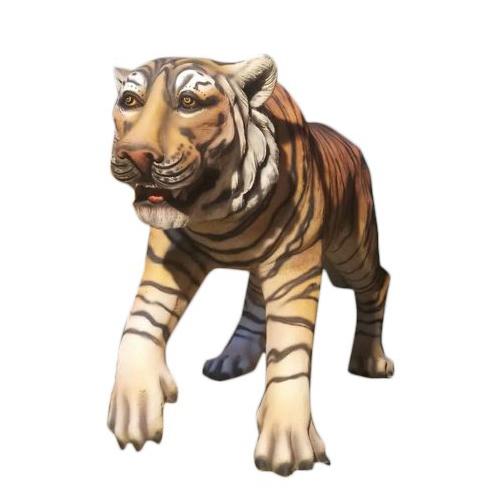 FRP Tiger Statue