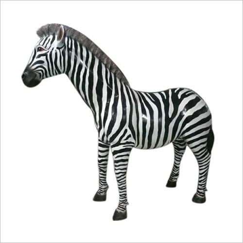 FRP Zebra Statue