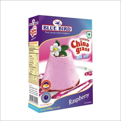 China Grass Milk Jelly