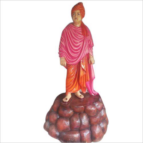 FRP Vivekananda Sculpture