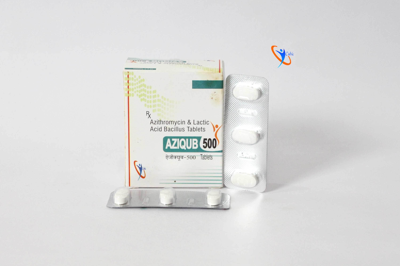 AZIQUB 500 LB