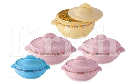 Blossom Hot Pot / Casserole 3 Pcs Set