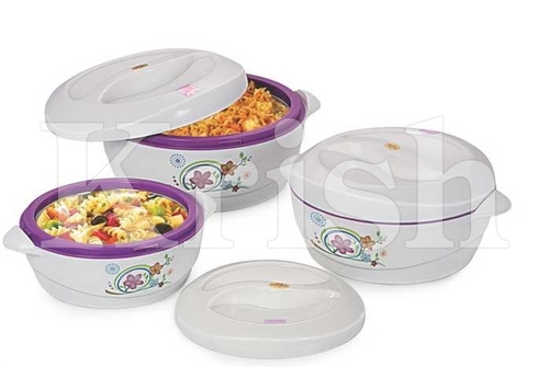 Feast Hot pot / Casserole 3,4 & 5 Pcs Set
