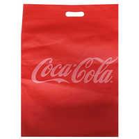 Non Woven Colour D Cut Bags