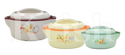 Plaza Hot Pot / Casserole 3 & 4 Pcs Set