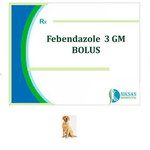 Febendazole 3GM BOLUS