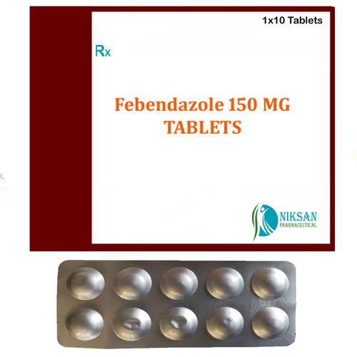 Febendazole - 150 MG TABLETS
