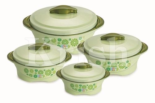 Ambience Hot pot / Casserole 3 & 4 pcs Set