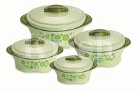 Ambience Hot pot / Casserole 3 & 4 pcs Set