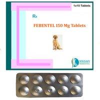 FEBENTEL 150 Mg tablets
