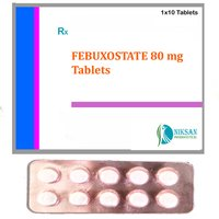 FEBUXOSTATE Tablets 80mg