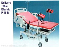 Delivery Table Electric