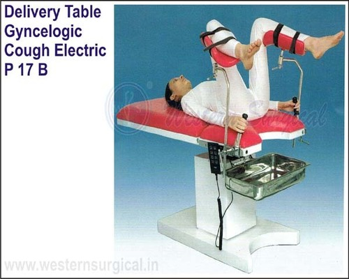 Delivery Table Gyncelogic Cough Electric