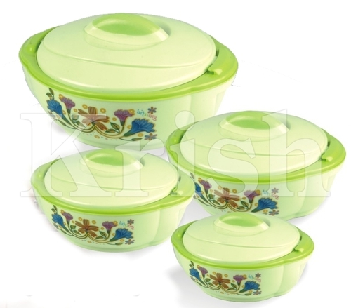 Precious Hot Pot / Casserole 3 & 4 Pcs Set