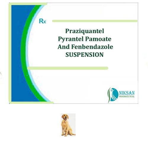 Praziquantel Pyrantel Pamoate And Fenbendazole SUSPENSION