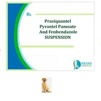 Praziquantel Pyrantel Pamoate And Fenbendazole SUSPENSION