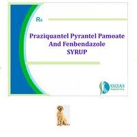 Praziquantel Pyrantel Pamoate And Fenbendazole SYRUP