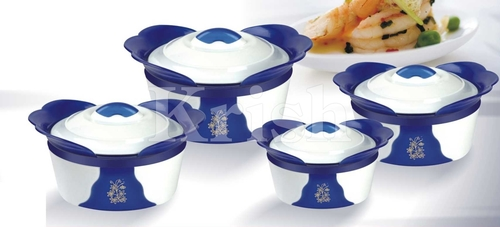 Florina Hot Pot / Casserole 3 & 4 Pcs set