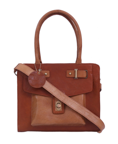 Ladies Handbag With Shoulder Strap