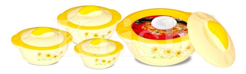 Glory Hot pot / Casserole 3 & 4 Pcs set