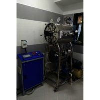 Pulse Vacuum Steam Sterilizer