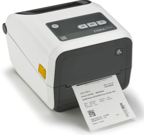 Barcode Printer Zebra ZD620 Healthcare. Barcode Printer