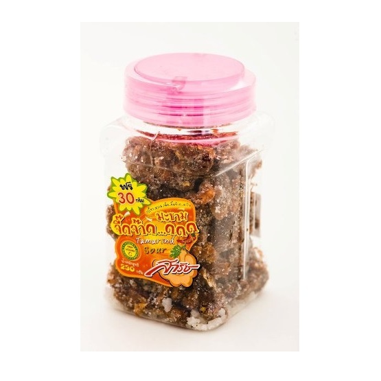 160 g Super Sour Tamarind Candy