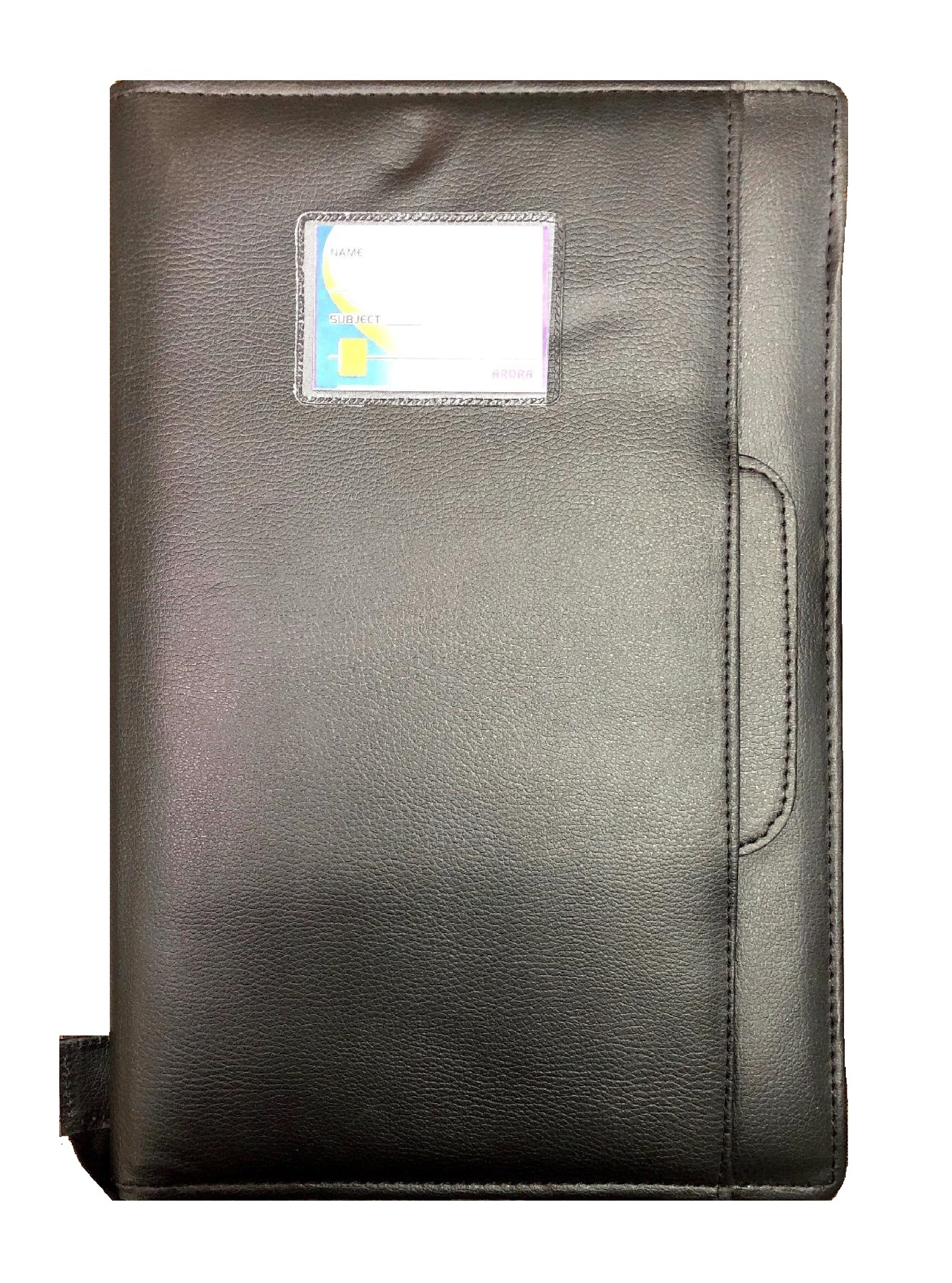 Executive File Folder with Adjustable Handle, F/S Size