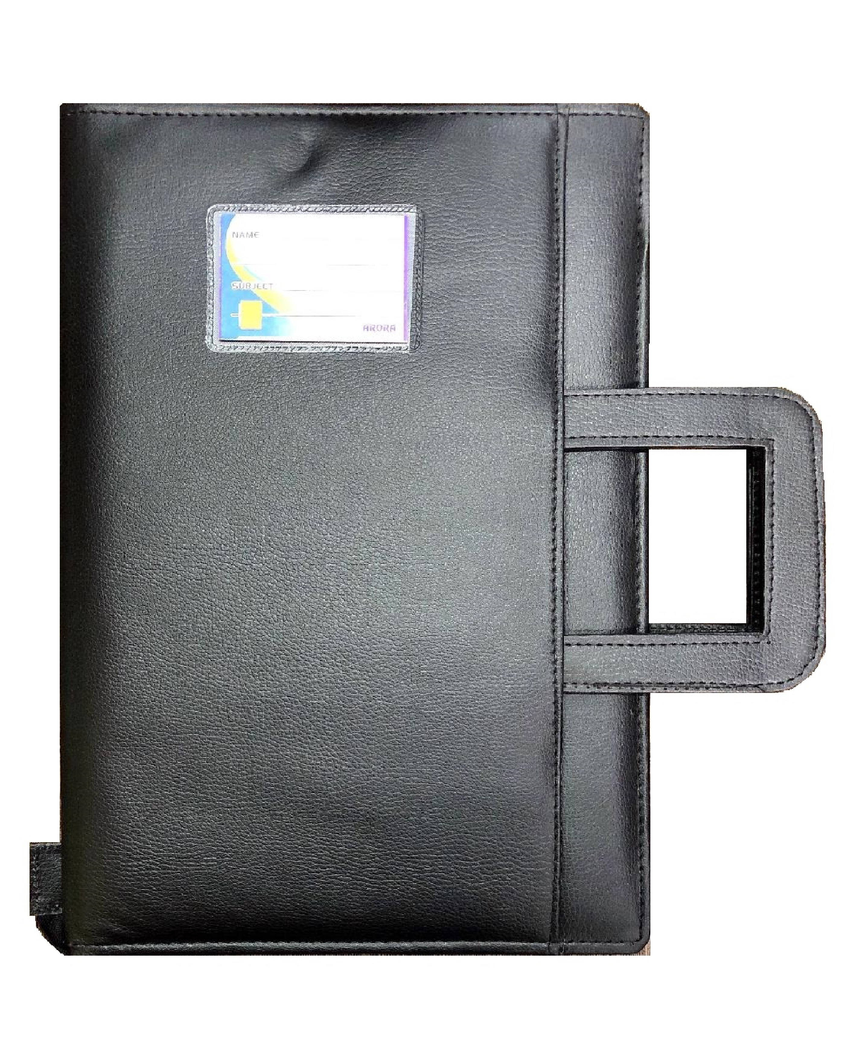 Executive File Folder with Adjustable Handle, B4 Size
