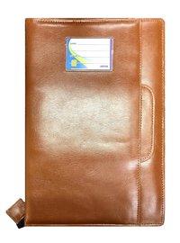 Executive File Folder with Adjustable Handle, B4 Size