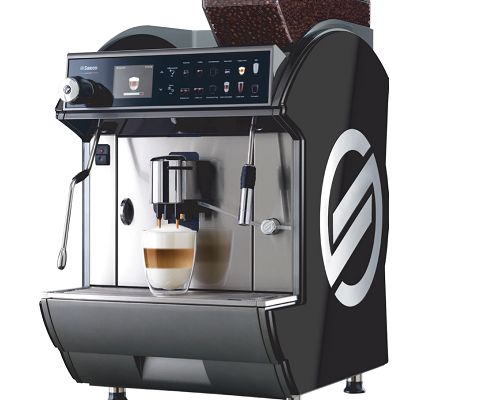 Saeco fully automatic coffee machine