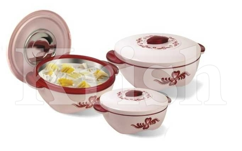 Harry- Parry Hot pot / casserole 3 Pcs Set