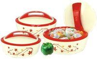 Shine Hot pot /Casserole 3 & 4 Pcs set