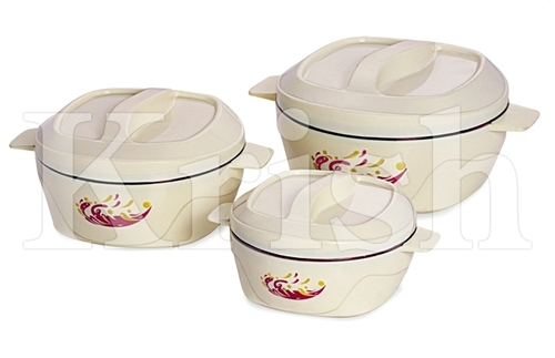 Solar Hot Pot / Casserole 3 & 4 Pcs Set