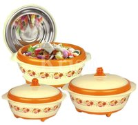 Siena Hot Pot / Casserole 3 & 4 Pcs Set