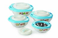 Pride Hot pot / Casserole 3 & 4 Pcs set